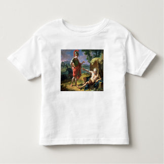 Alexander and Diogenes, 1818 (oil on canvas) Toddler T-Shirt