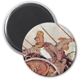 Alexander Battle  By Meister Der Alexanderschlacht Magnet