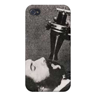 Alexander Bell on the First Phone- Case iPhone 4/4S Case