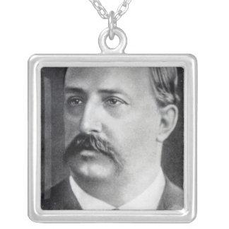 Alexander Borodin Silver Plated Necklace