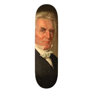 Alexander Campbell head-and-shoulders portrait Skateboard Deck