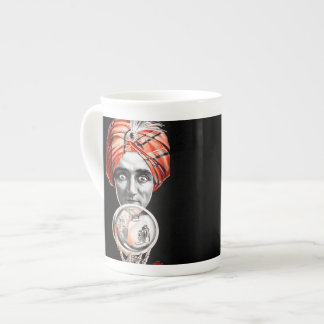 Alexander Crystal Seer Knows Sees Tells All Bone China Mugs