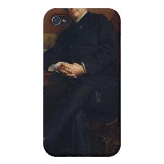Alexander Dumas Fils  1877 Case For The iPhone 4
