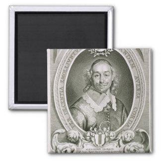 Alexander Erskein (d.1656) from 'Portraits des Hom Magnet