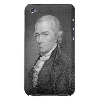 Alexander Hamilton (1757-1804) engraved by John Fr Barely There iPod Case