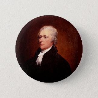 Alexander Hamilton 6 Cm Round Badge