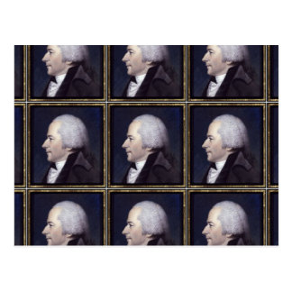 Alexander  Hamilton Designs Postcard