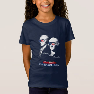 Alexander Hamilton, George Washington - Too cool T-Shirt