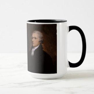 Alexander Hamilton mug