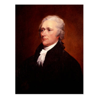 Alexander Hamilton Post Cards