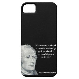 alexander_hamilton_s_dank_meme_phone_case r278b524437bd42c98f85453dcba9e27b_80cs8_8byvr_324 dank iphone se, 6s, 6s plus, 6, 6 plus, 5s, & 5c cases & covers,Dank Memes Phone Case