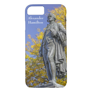 Alexander Hamilton Statue iPhone 8/7 Case