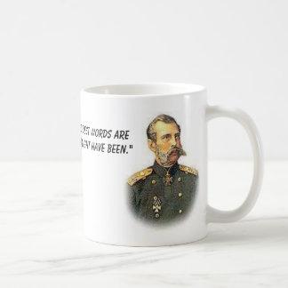 Alexander II Alexander II The saddest words a Coffee Mugs