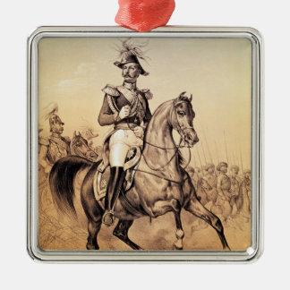 Alexander II  Czar of Russia Christmas Ornament