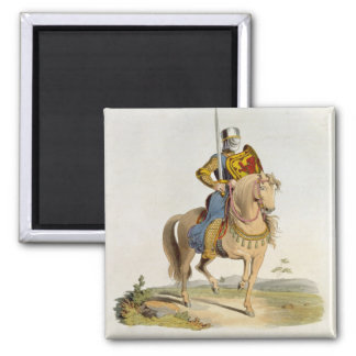 Alexander II, King of Scotland (1198-1249) 1214, f Square Magnet