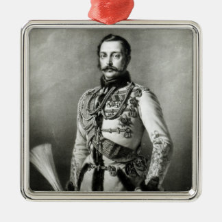 Alexander II  of Russia Christmas Ornament