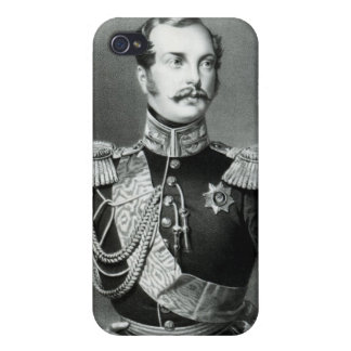 Alexander II of Russia iPhone 4/4S Cover