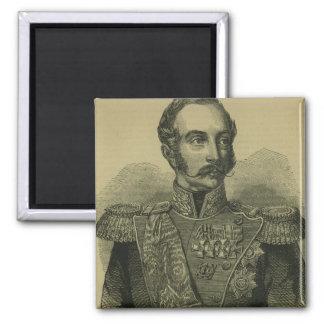 Alexander II  of Russia Magnet
