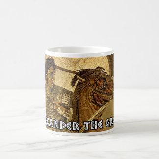 Alexander Classic White Coffee Mug