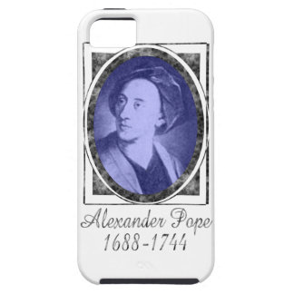 Alexander Pope iPhone 5 Cover