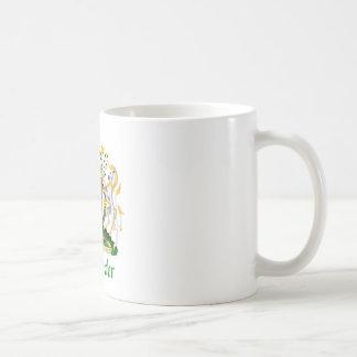 Alexander Shield of Great Britain Basic White Mug