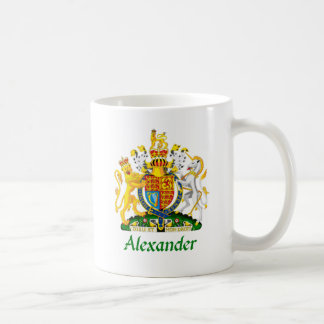 Alexander Shield of Great Britain Mug