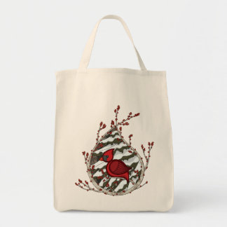 Alexander the Cardinal Light Tote Bag