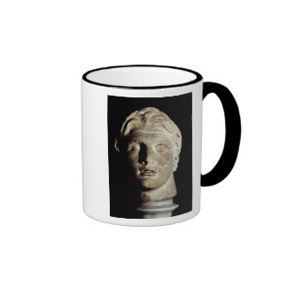 Alexander the Great found in Pergamum Coffee Mugs