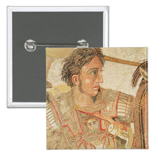 Alexander the Great  from 'The Alexander 15 Cm Square Badge