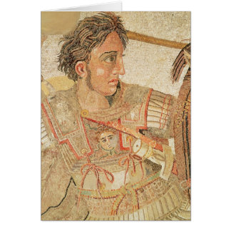 Alexander the Great  from 'The Alexander Greeting Card