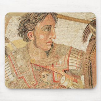 Alexander the Great  from 'The Alexander Mouse Mat