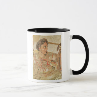 Alexander the Great  from 'The Alexander Mug