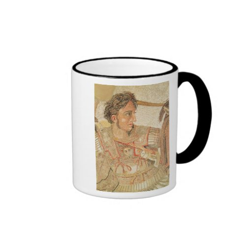 Alexander the Great  from 'The Alexander Mugs