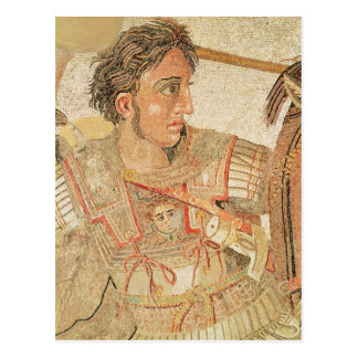 Alexander the Great  from 'The Alexander Postcard