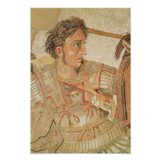 Alexander the Great  from 'The Alexander Poster