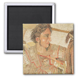 Alexander the Great  from 'The Alexander Square Magnet