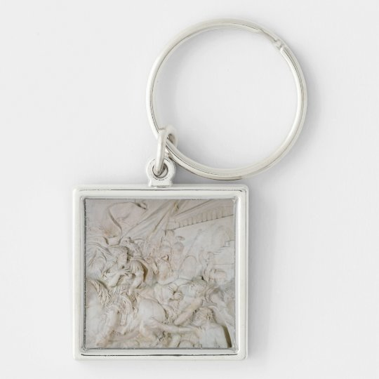 Alexander the Great Key Ring