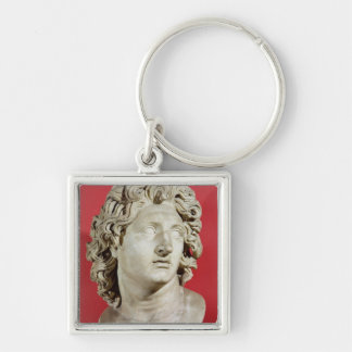 Alexander the Great  King of Macedonia Key Ring