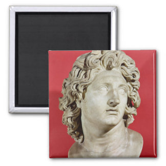 Alexander the Great  King of Macedonia Magnet