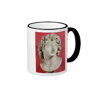 Alexander the Great  King of Macedonia Ringer Mug