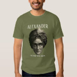 Alexander - The Man Who Knows Tees