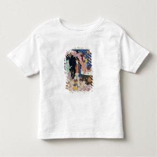 Alexander Visits a Hermit Toddler T-Shirt
