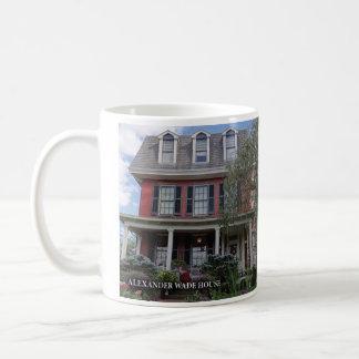 Alexander Wade House Basic White Mug
