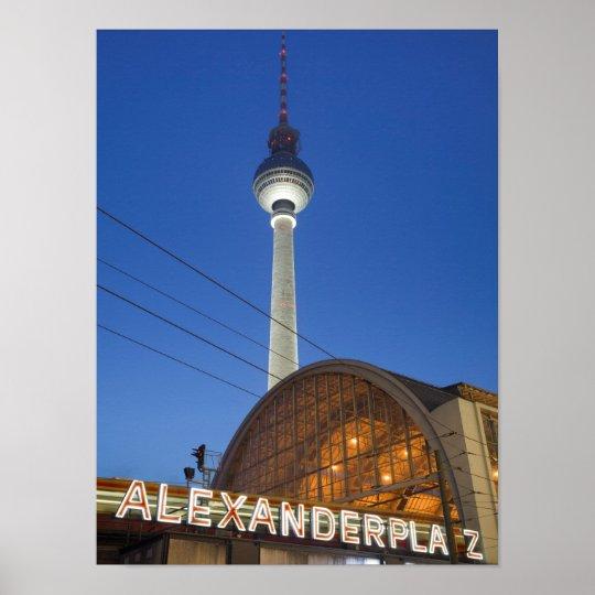 Alexanderplatz Poster