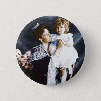 Alexandra and Alexei 6 Cm Round Badge