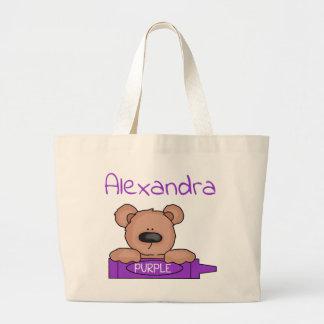 Alexandra's Teddybear Tote