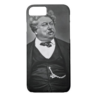 Alexandre Dumas pere (1802-70), from 'Galerie Cont iPhone 8/7 Case