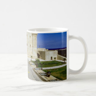 Alexandria Fort, Egypt Coffee Mug