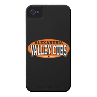 Alexandria High School; Valley Cubs iPhone 4 Cover