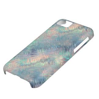 Alexandrite Blue Glassy Texture iPhone 5C Case